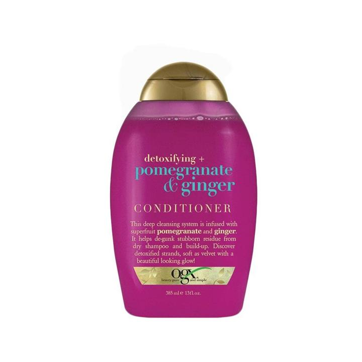 OGX Conditioner Detoxifying + Pomegranate & Ginger 385ml