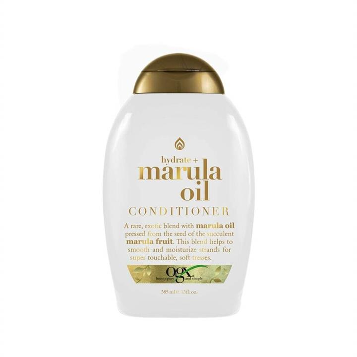 OGX Conditioner Hydrate + Marula Oil 385ml