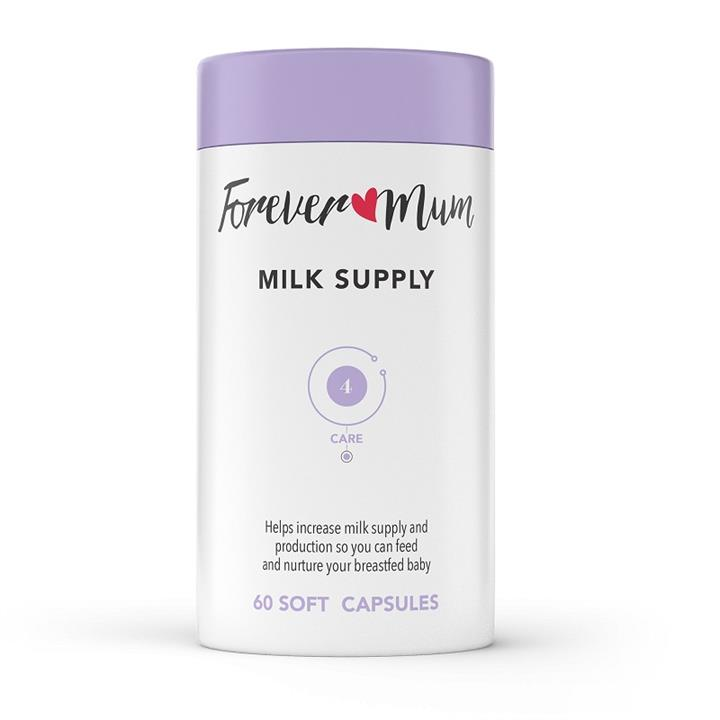 Forever Mum Milk Supply Cap X 60