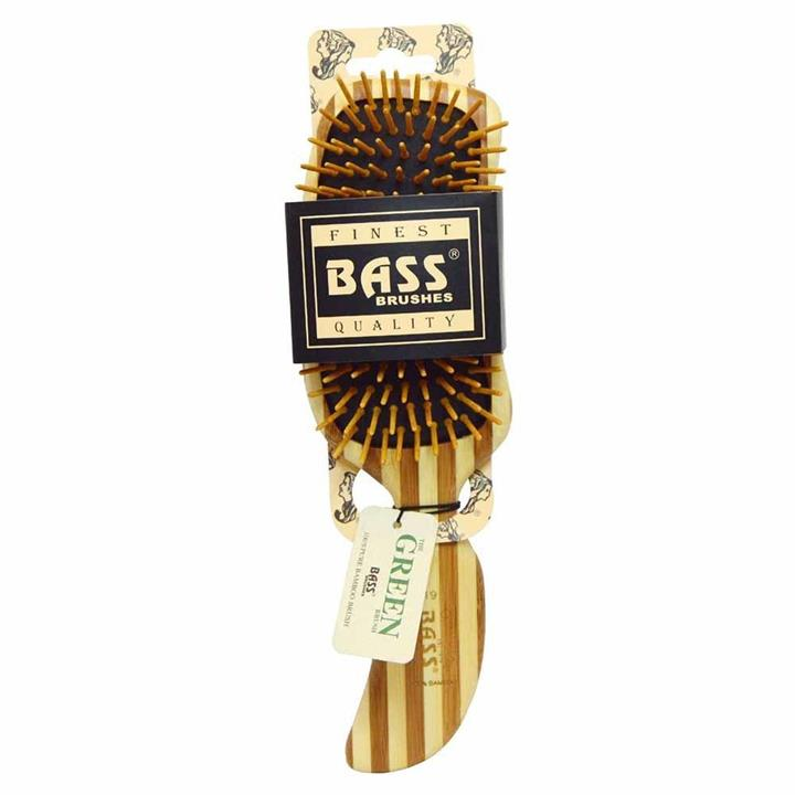 Bass Brushes - Semi S Shaped Bamboo Brush