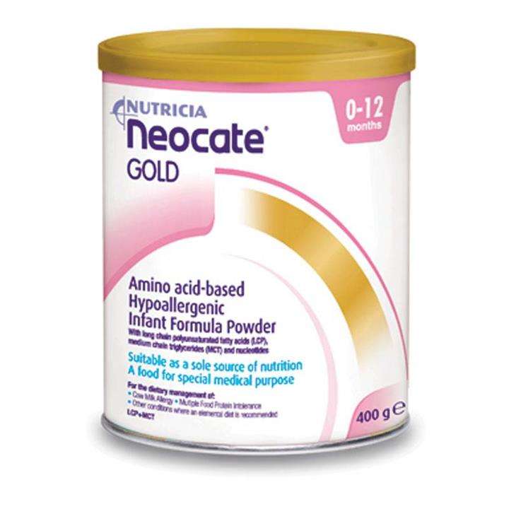 Neocate Gold Infant Formula 400g (Limit 2 per order)