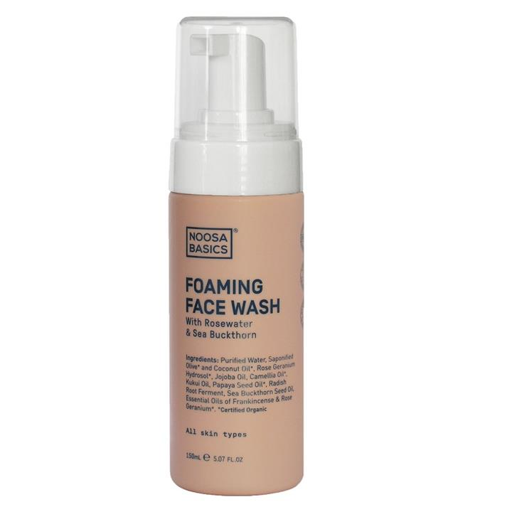 Noosa Basics Foaming Face Wash (All Skin Types) 150ml