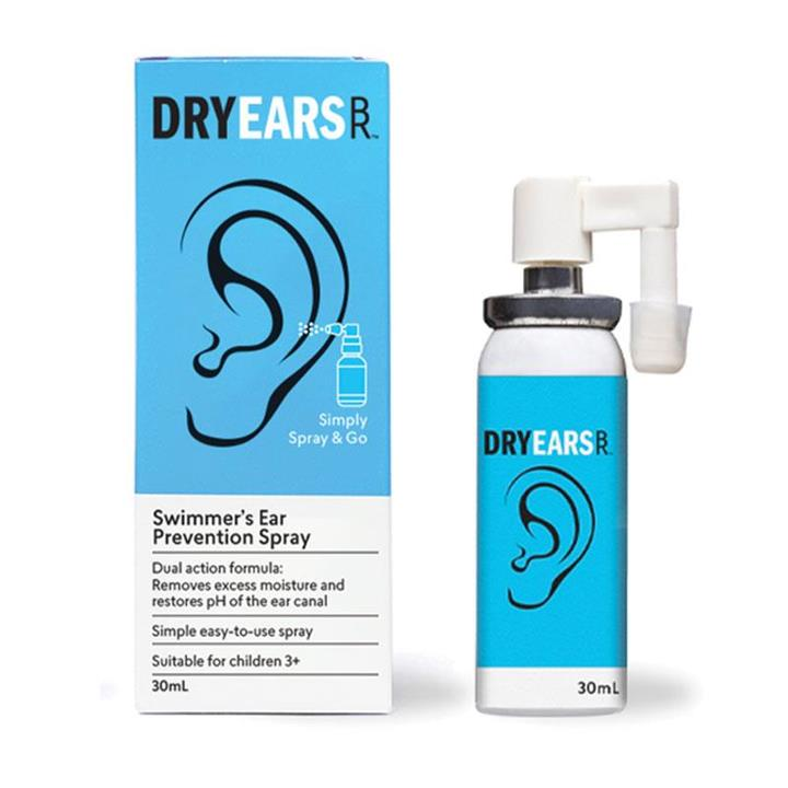 BioRevive Dry Ears Swimmers Ear Prevention Spray 30ml