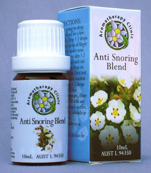 Aromatherapy Clinic Anti-Snoring Blend 10ml