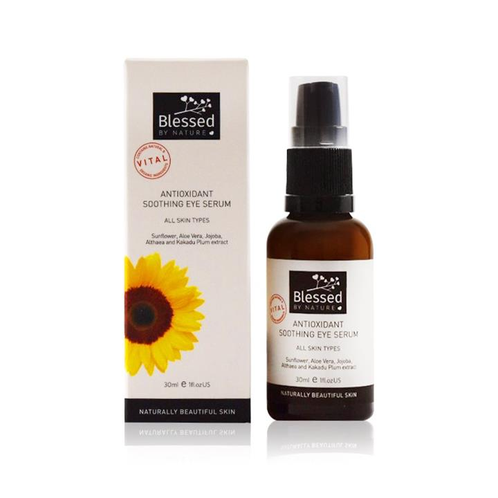 Blessed By Nature Antioxidant Soothing Eye Serum 30ml