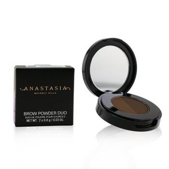 Anastasia Beverly Hills Brow Powder Duo – # Ebony 2×0.8g/0.03oz Make Up