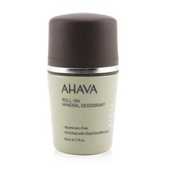Ahava Time To Energize Roll-On Mineral Deodorant (Box Slightly Damaged) 50ml/1.7oz Men's Skincare