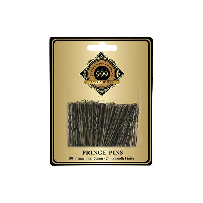 999 Premium Fringe Pins 2′ 100pc – Bronze