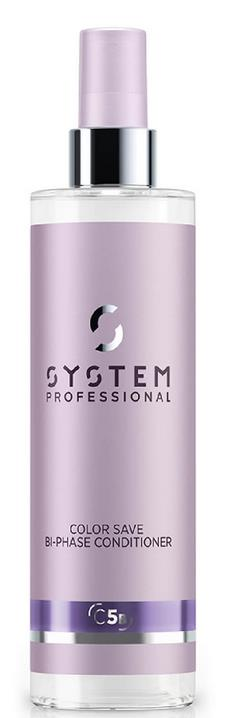 System Professional Color Save Bi-Phase Conditioner 185ml
