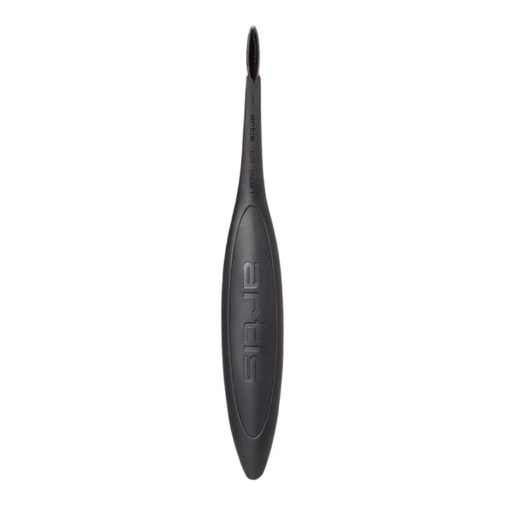 Artis Brush Elite Collection Black Linear 1 Eye Brush Black