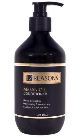 12Reasons Argan Oil Conditioner 400ml