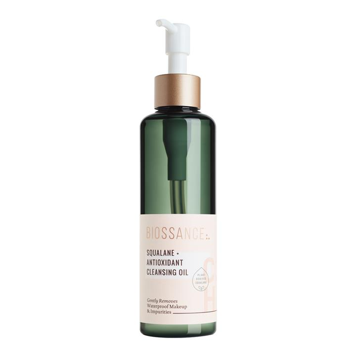 Biossance Squalane + Antioxidant Cleansing Oil 200ml