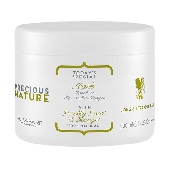 Alfaparf Precious Nature Long & Straight Hair Mask 500ml