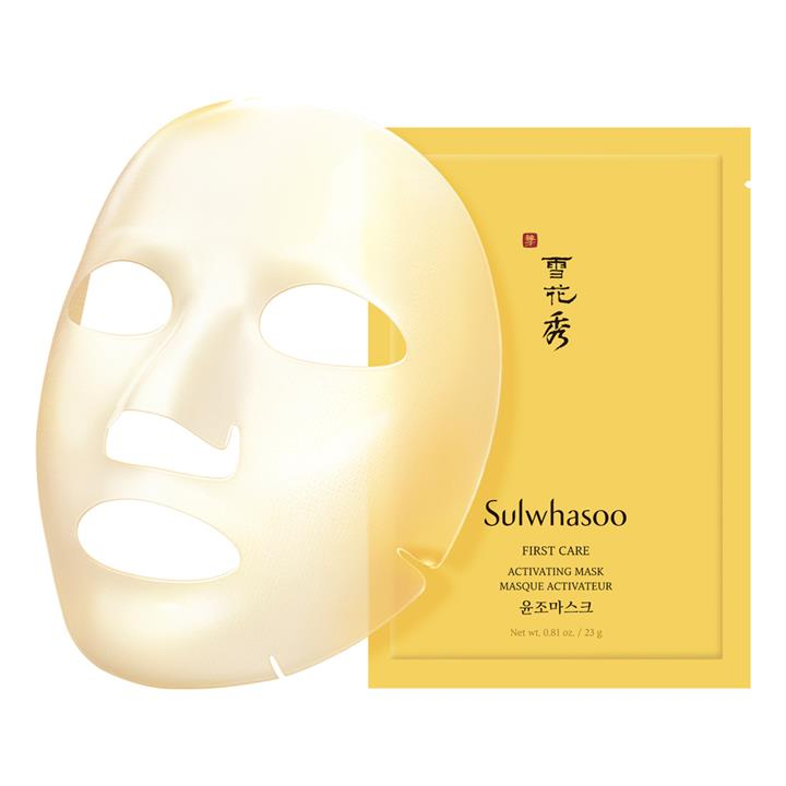 Sulwhasoo First Care Activating Mask 5 Sheet Masks