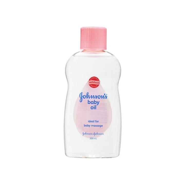 Johnson's Baby Oil Ideal For Baby Massage 200ml