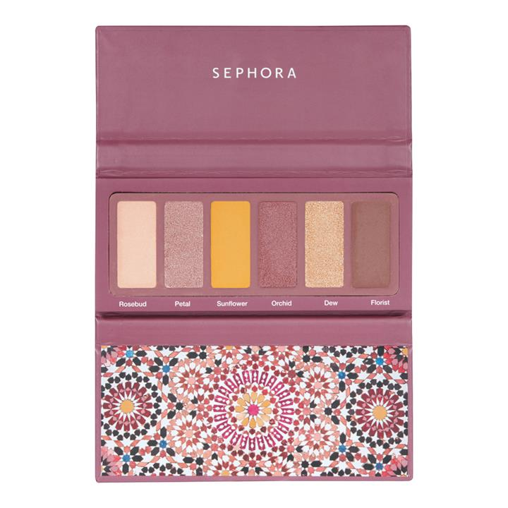 Sephora Collection #EYESTORIES Eyeshadow Palette (Limited Edition) Floral Mosaic