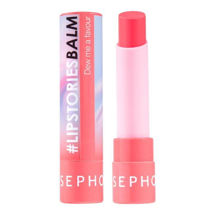 Sephora Collection #LIPSTORIES Balm 01 Dew Me A Favour