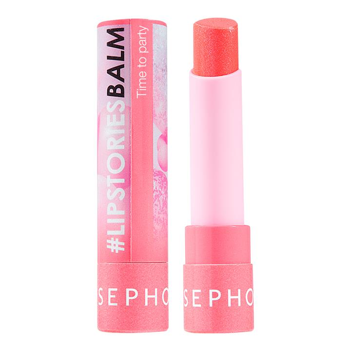 Sephora Collection #LIPSTORIES Balm 07 Time To Party