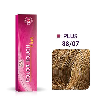 Wella Professionals Color Touch Demi-Permanent Hair Colour 60ml 88/07 Intense Light Blonde/Natural Brown