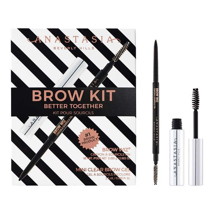 Anastasia Beverly Hills Better Together Brow Kit (Limited Edition) Dark Brown