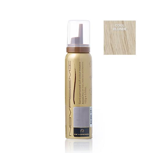 De Lorenzo Novasemi Soft Colour Mousse Cool Blonde 100g