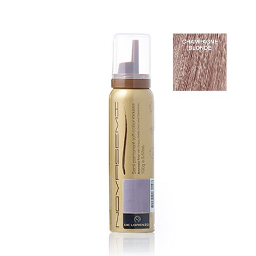 De Lorenzo Novasemi Soft Colour Mousse Champagne Blonde 100g