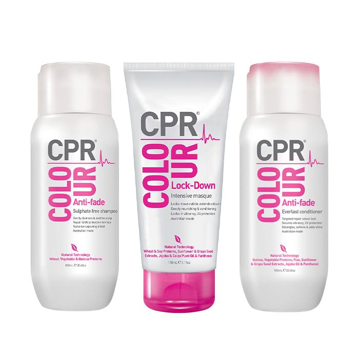 Vitafive CPR Colour Anti-Fade Trio Pack