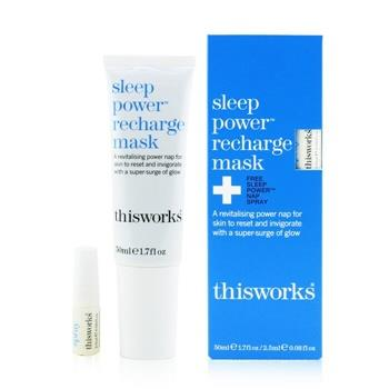 This Works Sleep Power Recharge Mask 50ml/1.7oz Skincare