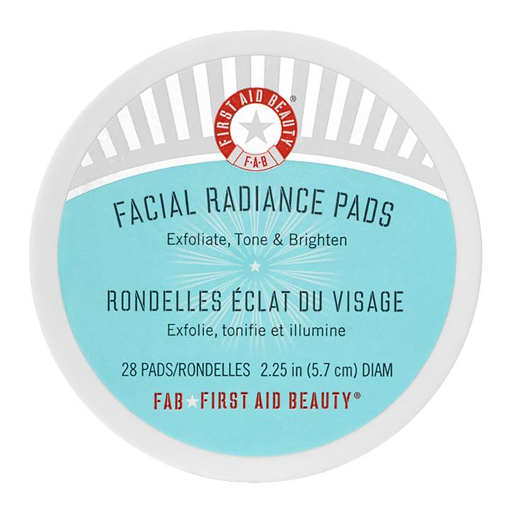 First Aid Beauty Facial Radiance Pads 28