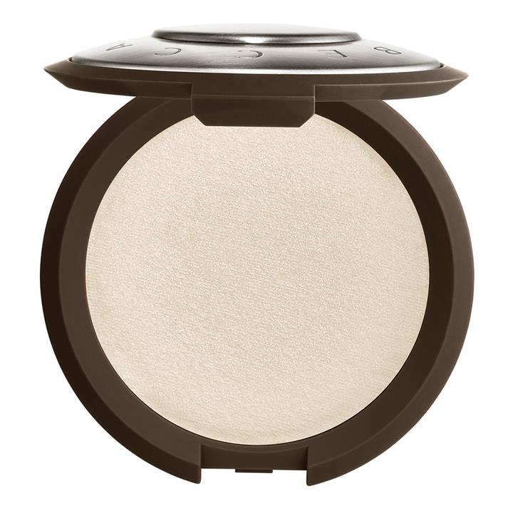 BECCA Cosmetics Shimmering Skin Perfector Pressed Highlighter Pearl (soft, luminescent white)