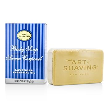 The Art Of Shaving Body Soap – Lavender Essential Oil 198g/7oz Men's Skincare