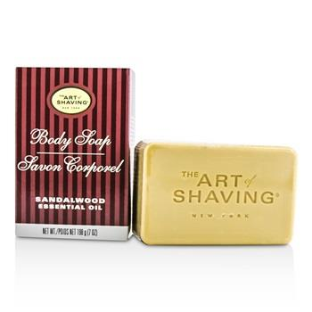 The Art Of Shaving Body Soap – Sandalwood Essential Oil 198g/7oz Men's Skincare