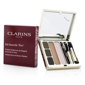 Clarins Kit Sourcils Pro Perfect Eyes & Brows Palette 5.2g/0.17oz Make Up