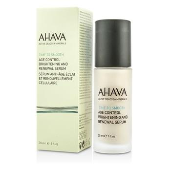 Ahava Time To Smooth Age Control Brightening and Renewal Serum 30ml/1oz Skincare