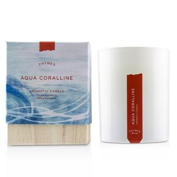 Thymes Aromatic Candle – Olive Leaf 9oz Home Scent