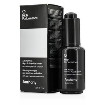 Anthony Logistics For Men Anti-Wrinkle Glycolic Peptide Serum 30ml/1oz Men's Skincare