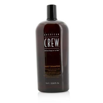 American Crew Men Daily Shampoo (For Normal to Oily Hair and Scalp) 1000ml/33.8oz Hair Care