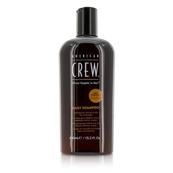 American Crew Men Daily Shampoo (For Normal to Oily Hair and Scalp) 450ml/15.2oz Hair Care