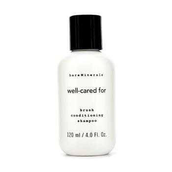 BareMinerals i.d. Well Cared For Brush Conditioning Shampoo 120ml/4oz Make Up