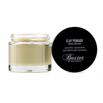 Baxter Of California Clay Pomade  (Firm Hold/ Matte Finish) 60ml/2oz Hair Care