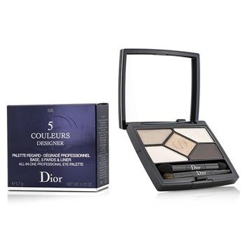 Christian Dior 5 Color Designer All In One Professional Eye Palette – No. 508 Nude Pink Design 5.7g/0.2oz Make Up