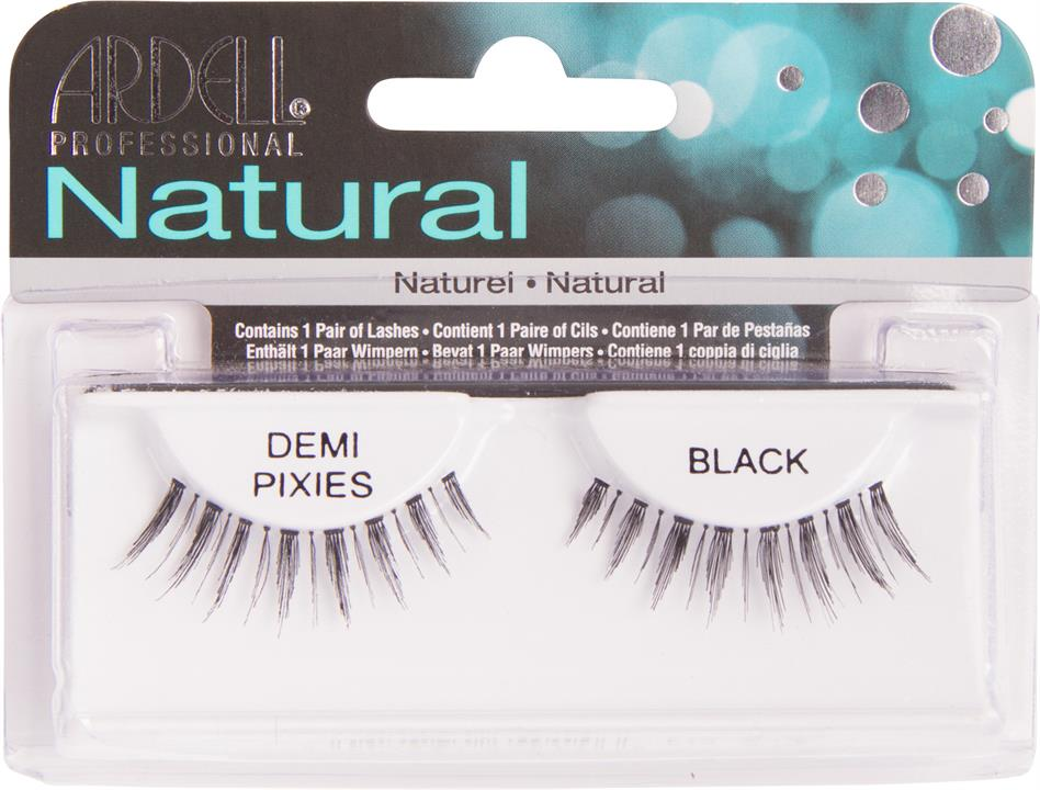 Ardell Invisibands Demi Pixies Black