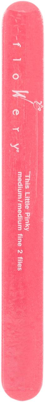 Flowery Nail File – This Little Pinky