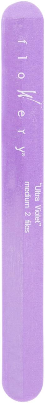 Flowery Nail File – Ultra Violet