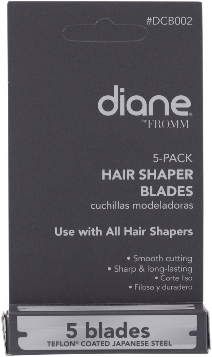 Fromm Hair Shaper Blades 5 Pk