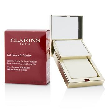 Clarins Pore Perfecting Matifying Kit with Blotting Papers 6.5g/0.2oz Make Up