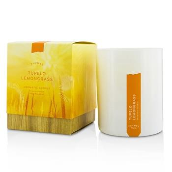 Thymes Aromatic Candle – Tupelo Lemongrass 9oz Home Scent