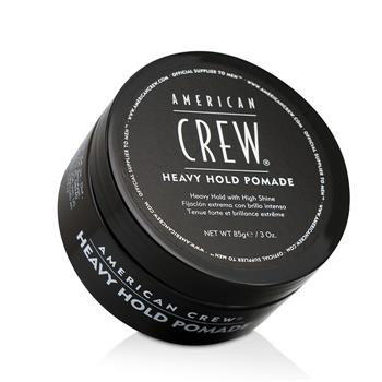 American Crew Men Heavy Hold Pomade (Heavy Hold with High Shine) 85g/3oz Hair Care