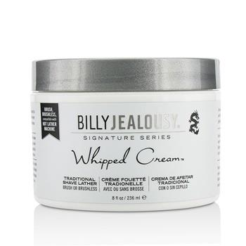 Billy Jealousy Signature Series Whipped Cream Traditional Shave Lather 236ml/8oz Men's Skincare