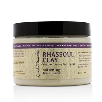 Carol's Daughter Rhassoul Clay Active Living Haircare Softening Hair Mask (For Overworked & Over-washed Hair) 340g/12oz Hair Care